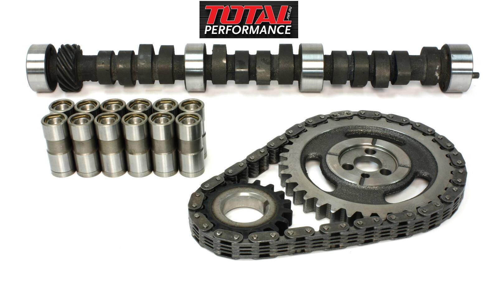 COMP Cams SK31-242-3 Xtreme Energy 224//230 Hydraulic Flat Cam SK-Kit for Ford 221-302