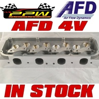 AFD 3V FORD 351C 393 408 Cleveland Boss AFD Alloy Cylinder Heads SP4V/3V PAIR