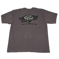 C1023-XL COMP Wings Logo Extra Large T-Shirt