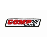 C801 COMP Cams Logo Embroidered Patch