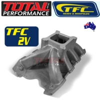 TFC HIGH RISE SINGLE PLANE MANIFOLD 2V TALL. FORD 351C Cleveland 393 408